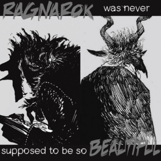 Ragnarök was never supposed to be so beautiful