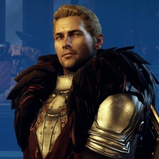 Cullen and Trevelyan Mage