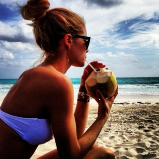 Coconuts and Pineapples
