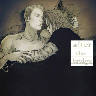 after the bridge