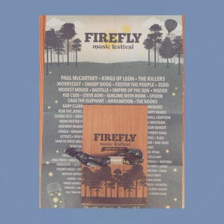 THE ULTIMATE FIREFLY 2015 PLAYLIST