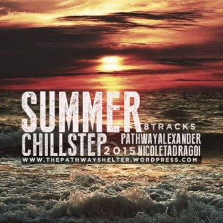 stared to the sea, summer chillstep mix I