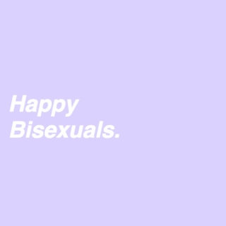 happy bisexuals