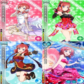 So Your Love Live Girlfriend Is Maki...