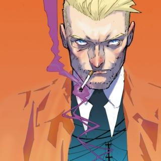 Hell Is Other People (a mix for Constantine: The Hellblazer #1)