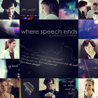 Where Speech Ends