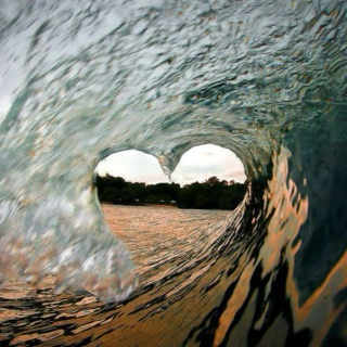 Surfing the heart
