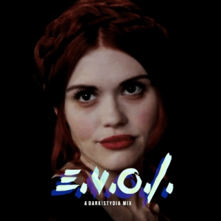 E.V.O.L | a dark!stydia mix