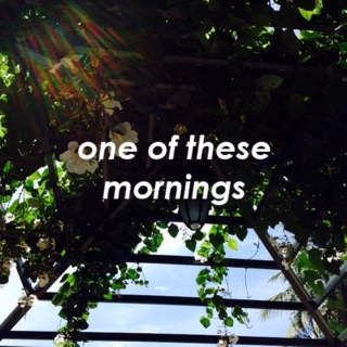 one of these mornings