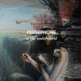persephone of the underworld