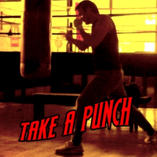 take a punch