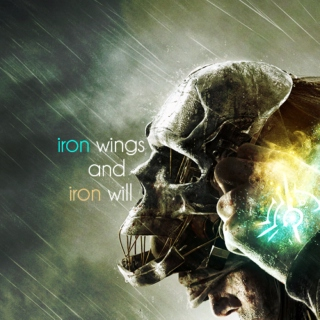 iron wings and iron will