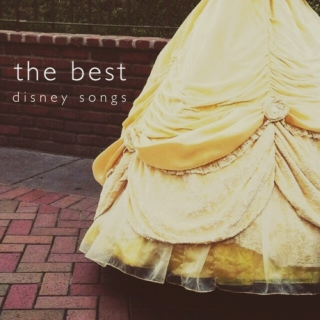 the best disney songs