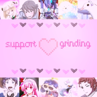 support grinding