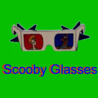 Scooby Glasses