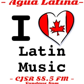 Agua Latina June 28th, 2015 - Latin Music With a Canadian Connection