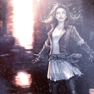 let this fire burn /Scarlet Witch fanmix/