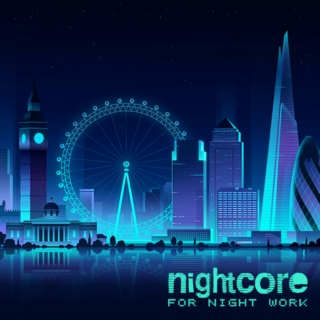 Nightcore for night work - vol.3
