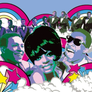 Oldschool 60's R&B #15: Celebrate Independence Day.....Motown Style!