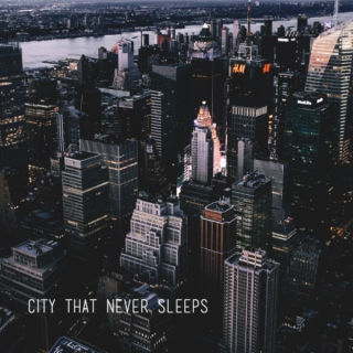city that never sleeps