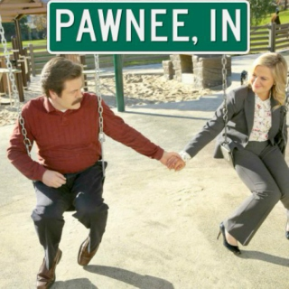 now entering pawnee: good luck with that