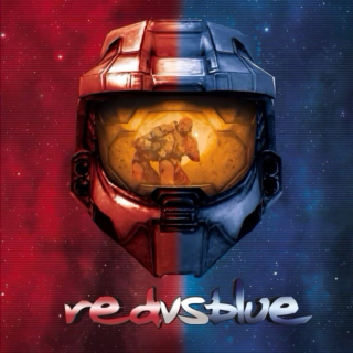 Red vs Blue Character Themes