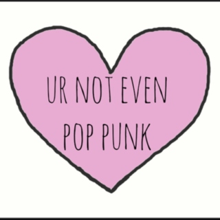 Pop Punk Is For Girls
