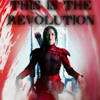 This is the revolution (Hunger Games FANMIX)
