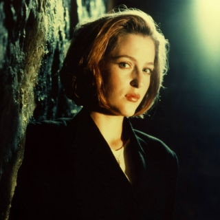southern gothic dana scully