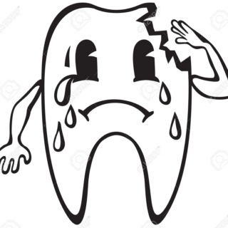 The Tooth Will Out...or, It's Working???