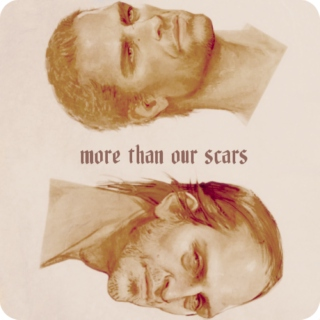 more than our scars