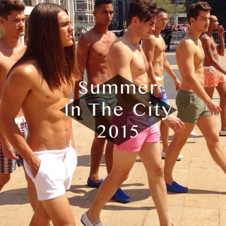 Summer In The City Playlist 2015