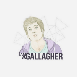 i am a gallagher