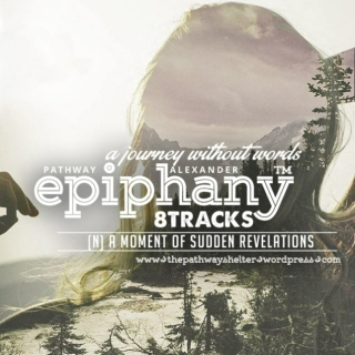 epiphany, a moment of sudden revelation, heartbreaking moments, a journey without words