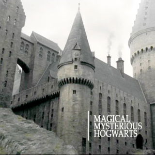 magical mysterious hogwarts
