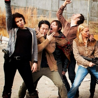 We Are The Walking Dead.