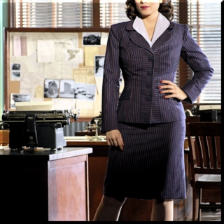 AGENT: a fanmix for peggy carter