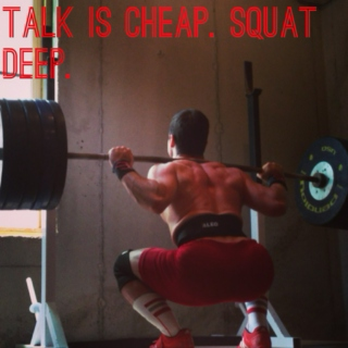 Ass to the Grass (Squat Playlist)