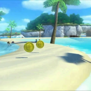 Nintendo Beach Party