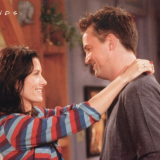 Chandler and Monica's Love