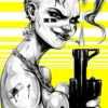 Tank Girl Mix:'Who the hell's gonna mess with us?!'