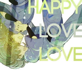 happy love love