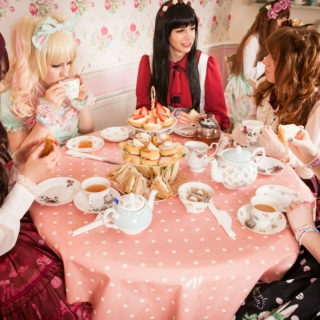 secret tea party