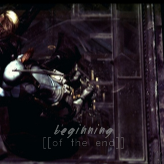 [[ beginning of the end ]]