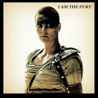 I AM THE FURY