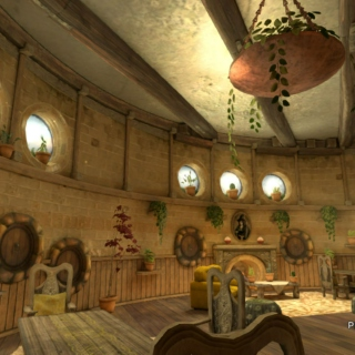 Hufflepuff Dorms and Common Room