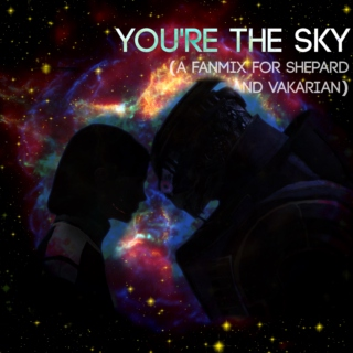 you're the sky (a shakarian mix)