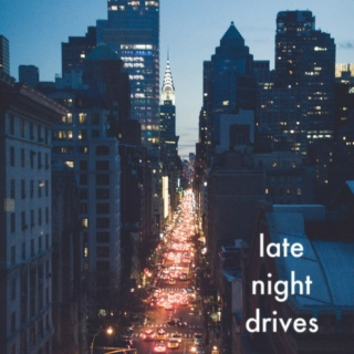 two a.m drives + midnight cities II