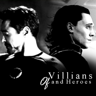 Of Villians And Heroes