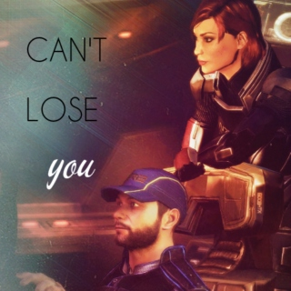 Can't Lose You (A Shoker Playlist)
